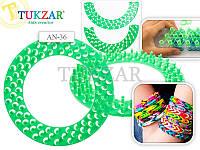 Станок для плетения цветных резиночек