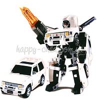 Робот-трансформер - MITSUBISHI PAJERO (1:32) roadbot 52020 r