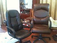 Обивка офисного кресла в Симферополе