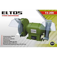Электроточило Eltos ТЭ-200