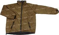 Куртка Snugpak Airpak Reversible. Размер - М. Цвет - зелёный/черный