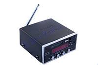 Портативный усилитель звука md-50 с FM