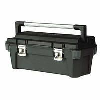 """Ящик для инструмента Stanley профессиональный """"Pro Tool Box"""" пластмассовый (65,1 x 27,6 x 26,9) ,26"""" 1-92-258"""