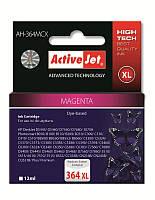 ActiveJet AH-364MCX (AH-C24) картридж magenta к принтеру  HP (заменитель HP 364XL CB324EE)