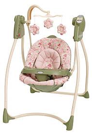 Качели для новорожденного. Покупать или взять в аренду?