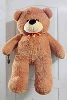 Мягкая игрушка Медведь большой 110 см. рыжий