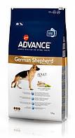 Корм ADVANCE (Эдванс) Dog German Shepherd для немецких овчарок, 12 кг