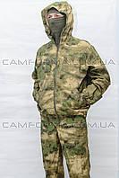 Ветровочный тактический костюм (маскхалат) Атакс, A TACS FG (про-во Украина)