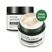 Антивозрастной крем с пептидами Mizon Peptide Ampoule Cream