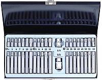 Набор бит FORCE 4421 42 пр (металлический кейс)
