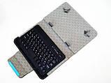 """Чохол з клавіатурою Блютуз для планшетів 7"""" - 7,9"""" Блютуз клавіатура., фото 2"""