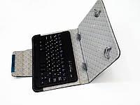 "Чехол с клавиатурой Блютуз для планшетов 7"" - 7,9"" Блютуз клавиатура."