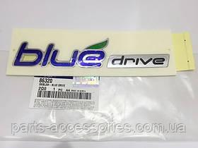 Hyundai Sonata эмблема значок Blue Drive новый оригинал