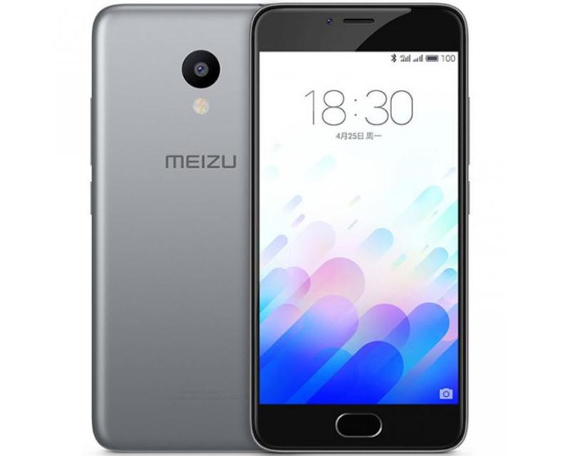 Meizu m3 на 2 сим