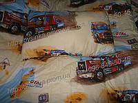 Подушка и одеяло детское набор