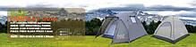 Палатка двухместная GreenCamp 3006, фото 2
