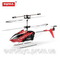 SYMA Вертолет S5 с 3-х канальным и/к управлением, светом и гироскопом (23 см)