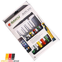 Набор инструментов  BAKKU  BK-8700 (for Nokia,Apple,Samsung), Blister-box