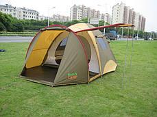 Чотиримісна намет Green Camp GC1036, фото 2