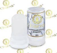 Натуральный солевой дезодорант Чанди, 120 гр