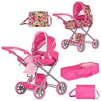 Детская коляска для кукол  9333 / 014/ 9119