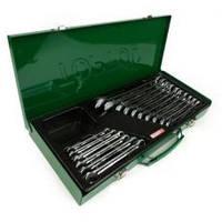 Набор ключей комбинированных TOPTUL GAAD1603  16 шт. 6-24 мм (metal box)