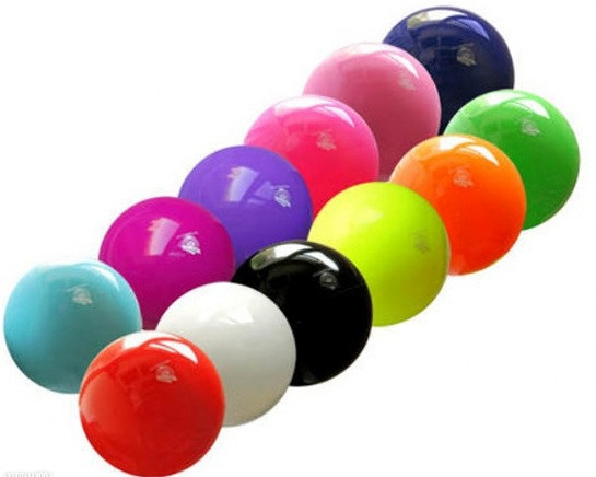 Мячи для художественной гимнастики