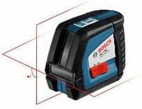 Построитель плоскостей Bosch GLL 2-50 + BM1, фото 1