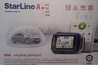 Сигнализация на авто с автозапуском Starline A94