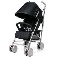 Коляска детская прогулочная 4 Baby Le Caprice Black