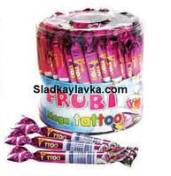 Жевательная конфета Frubi Mega Tattoo 100 шт (Sumi)