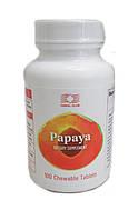 Папайя (Papaya) поставщик ферментов растительного происхождения, №100