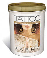 Декоративная краска Karma base Argento (Marrakech). Tattoo 3л