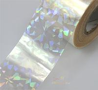 Фольга битое стекло