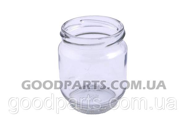 Стаканчик круглый (баночка) для йогуртницы Moulinex (без крышечки) SS-193156