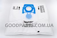 Комплект пылесборников (мешков) + очиститель (фильтр) для пылесоса Zelmer 12006466 49.4000