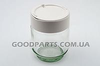 Стаканчик круглый (баночка) для йогурницы Moulinex SS-193233