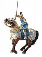 Фигурка Рыцарь на боевом коне 14см Bullyland, фото 1