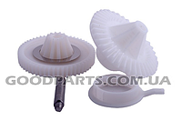 Набор шестерней (колесо зубчатое) для мясорубки Philips 420306564220
