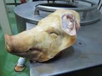 Голова свинная (обрезная)