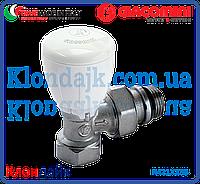 Giacomini микрометрический термостатический клапан угловой 1/2