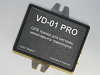 GPS трекер «VD-01 PRO» с контролем топлива