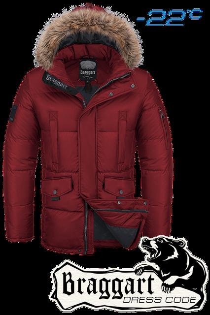 """Мужские зимние куртки Braggart коллекция """"Dress Code"""""""