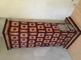 Кахельная печка стандартная, фото 2