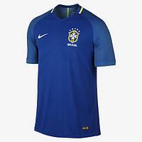 Футбольная форма Бразилии, выездная, фото 1