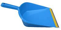 Совок для мусора пластиковый с насадкой