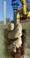 Ямобур - бурение отверстий, лунок, ям в земле