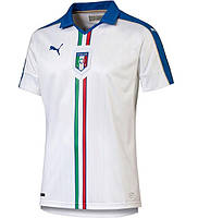 Футбольная форма Италии, выездная