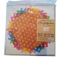 Бумага для оригами «Горошек»