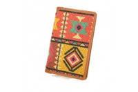 Обложка для паспорта Африка ,натур.кожа